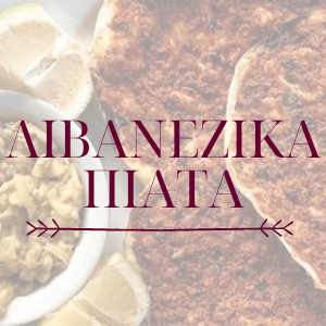 Λιβανέζικα Πιάτα